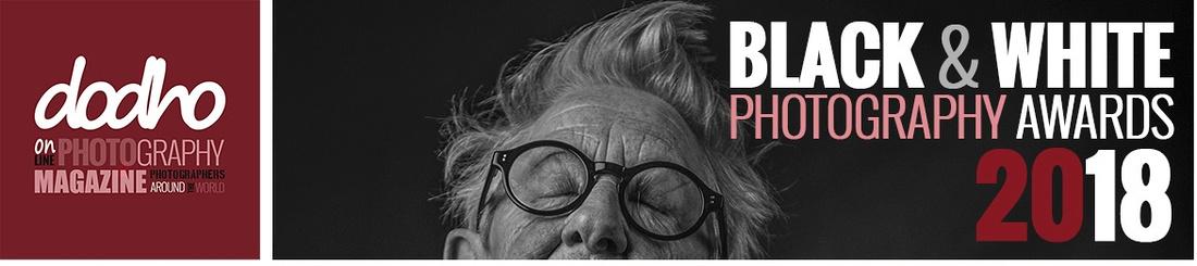 Dodho Magazine N° 5 - Black & White Photography Awards 2018